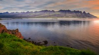 Breiðdalsvik one beautiful morning in Eastern Iceland photo by karl magnusson