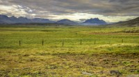 Looking into the valley on your way to Egilstadir from Breiðdalsvik, Eastern Iceland photo by karl magnusson