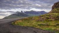 The mountains of Stöðvarfjörður in Eastern Iceland photo by karl magnusson