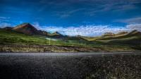 Mountains in Faskrudsfjordur, Eastern Iceland photo by karl magnusson