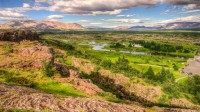 The Þingvellir in Southern Iceland photos by karl magnusson