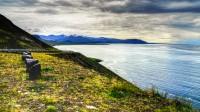 Looking toward Rif in Snæfellsnes, Western Iceland photo by karl magnusson