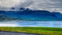 View towatd the town of Grundarfjörðurin Snæfellsnes, Western Iceland photo by karl magnusson