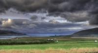 Norðurál in Grundartanga, Hvalfjörður Western Iceland photo by karl magnusson