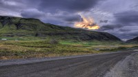 In valley of Kjós, Western Iceland photo by karl magnusson