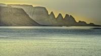 Drangaskörð in the late afternoon, Strandir in Westfjords of Iceland photos by karl magnusson