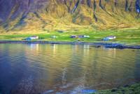In Trékyllisvik, Strandir in Westfjords of Iceland photos by karl magnusson