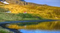 House in Strandir in Westfjords of Iceland photos by karl magnusson