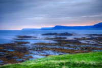 View over south part of Westfjords of Iceland from Skálanes in Þorskafjörður photos by karl magnusson