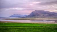 View over Barðaströnd with mt. Múlahyma and mt. Skarðabrún in Westfjords of Iceland photos by karl magnusson