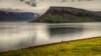 Mt. Meðalnesfjall in Arnarfjörður in Westfjords of Iceland photos by karl magnusson