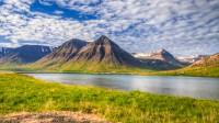 Mt. Breiðadalsstigi in Önundarförður in Westfjords of Iceland photos by karl magnusson