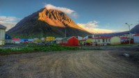 In the town of Bolungarvik in Westfjords of Iceland photos by karl magnusson