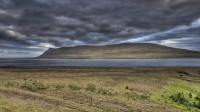 Mt. Akrafjall and Hvalfjörður in Western Iceland photo by karl magnusson