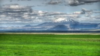 The volcano mt. Hekla in Southern Iceland photos by karl magnusson