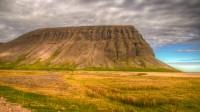Coming into Hvestudalur and mt. Hringdalsnúpur in Arnarfjörður in Westfjords of Iceland photos by karl magnusson