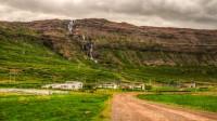 Mjólkurár in Arnarfjörður in Westfjords of Iceland photos by karl magnusson